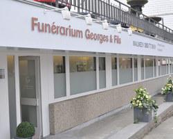 Georges et Fils – Palm Libouton - Pompes funèbres